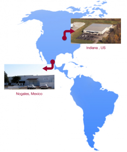 locations globe